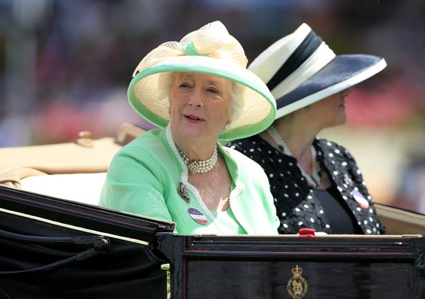 Dame Annabel Whitehead will be a source of support for the monarch, it is believed