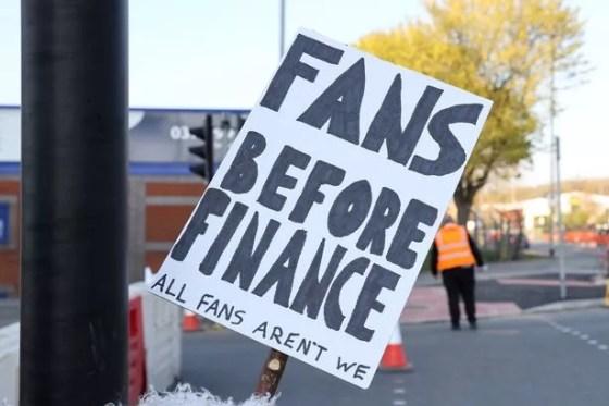 Fans telah mengungkapkan kemarahan mereka pada proposal tersebut setelah diumumkan