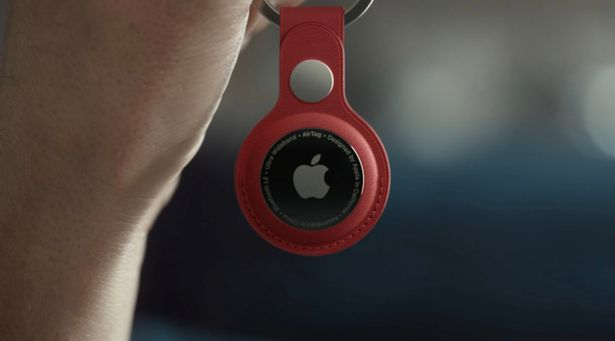 Apple's new AirTag trackers