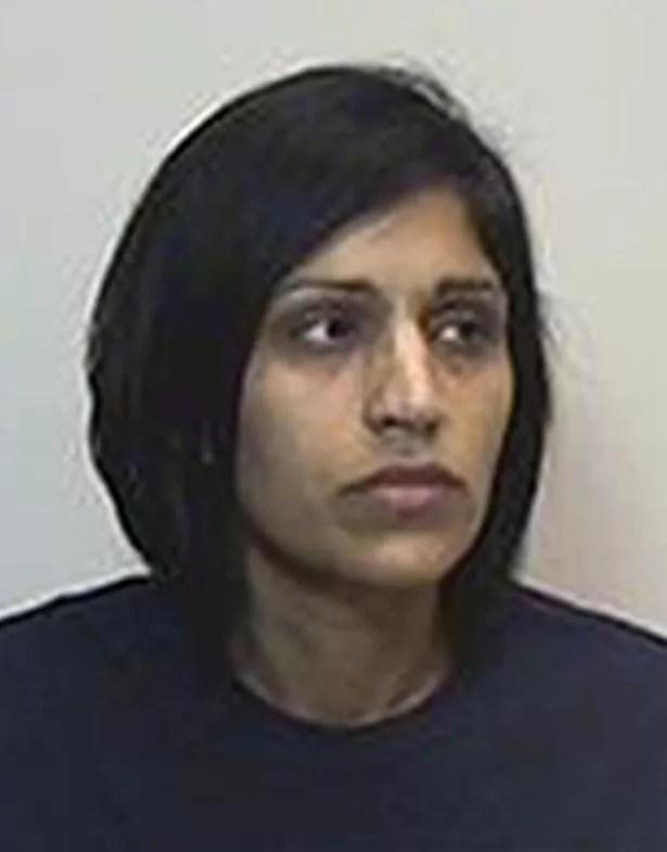 Rosdeep Adekoya , the mother of Mikaeel Kular