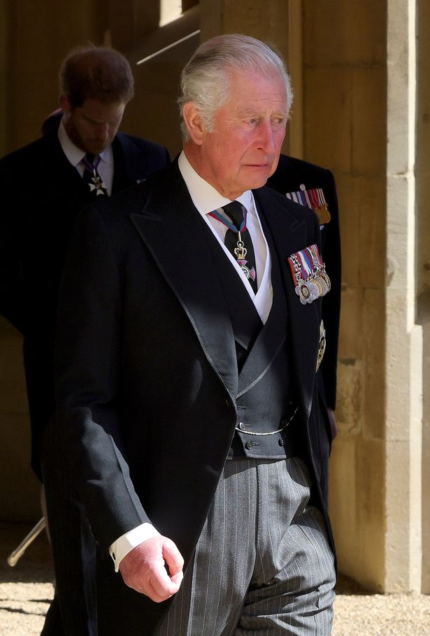 Prince Charles has been rumoured to want a slim-lined monarchy for a long time