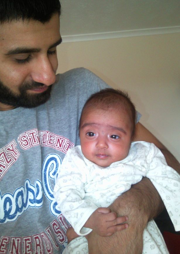 Zahid and Mikaeel