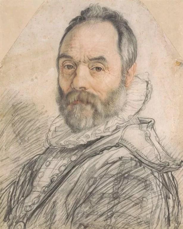 Portrait of Giovanni da Bologna (1529-1608), 1591