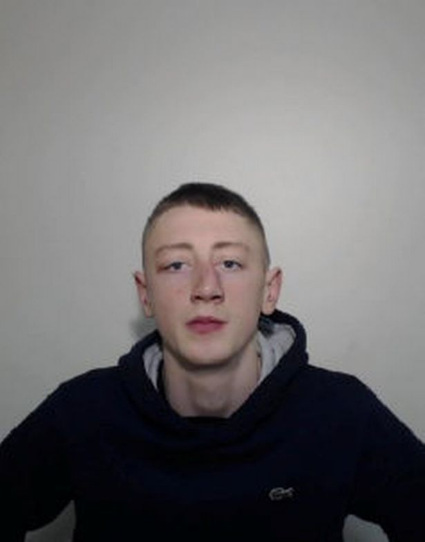 Kyle Binns was jailed for the sickening attack on a driver in Rochdale