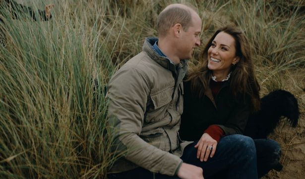 William and Kate released a video for their 10-year anniversary