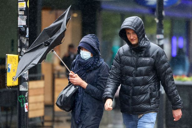 Temperatures are set to plummet, forecasters warned
