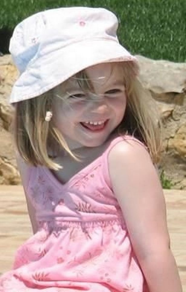 She was just three when she vanished from her family's holiday apartment in Praia da Luz, Portugal, in May 2007.