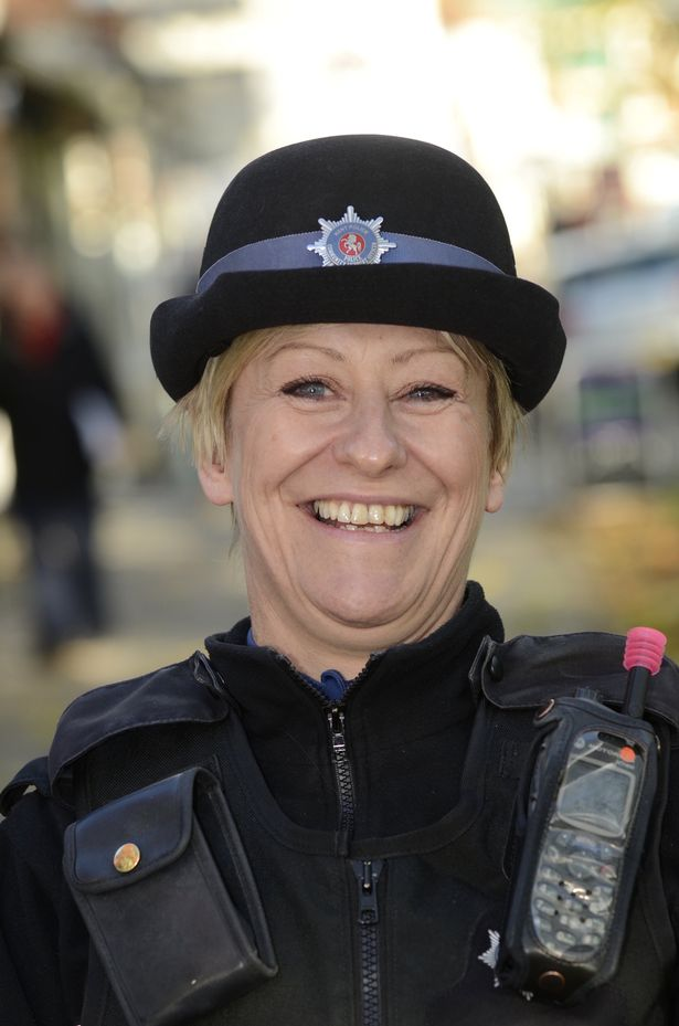 Heartfelt tributes have been paid to the 53-year-old Kent Police PCSO