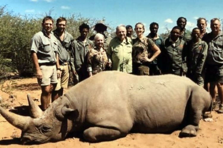 Perverse 'pay-to-slay' clause will allow sick trophy hunters to import slain animals