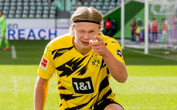 Chelsea transfer round up: Dortmund ready Erling Haaland replacement in Blues boost - Mirror Online