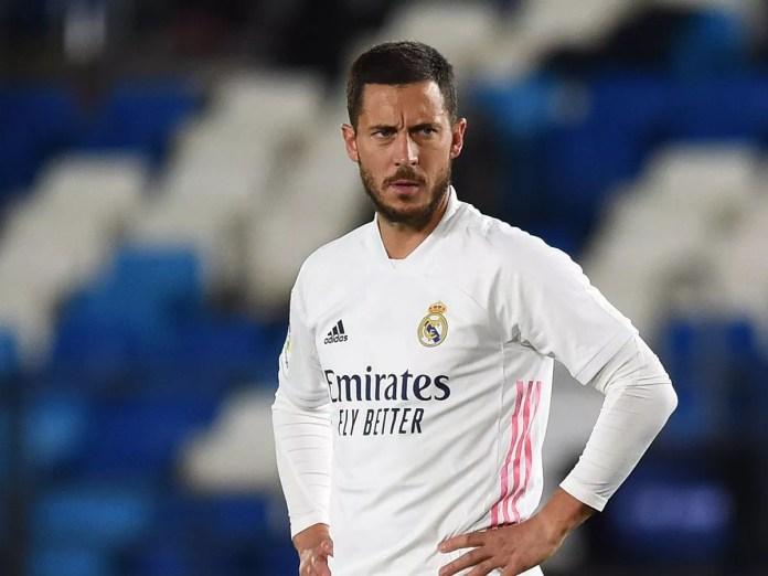 Chelsea 'offered Eden Hazard transfer' to end Real Madrid nightmare -  Mirror Online