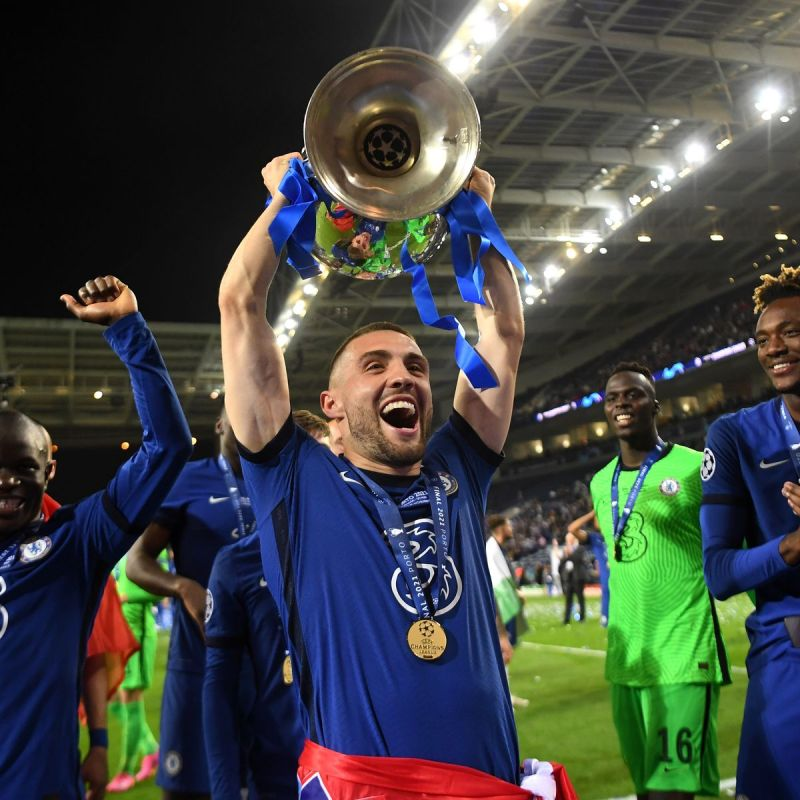 Mateo Kovacic sets remarkable record as Chelsea star wins Champions League for fourth time - Mirror Online