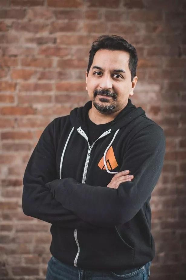 Karthik Bala, co-founder of Velan Studios