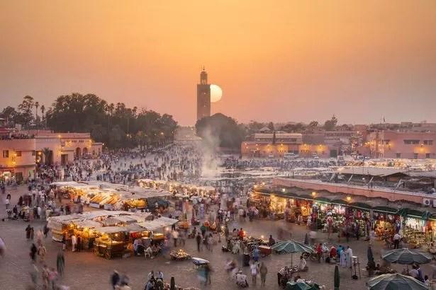 Marrakesh will soon lift its travel ban