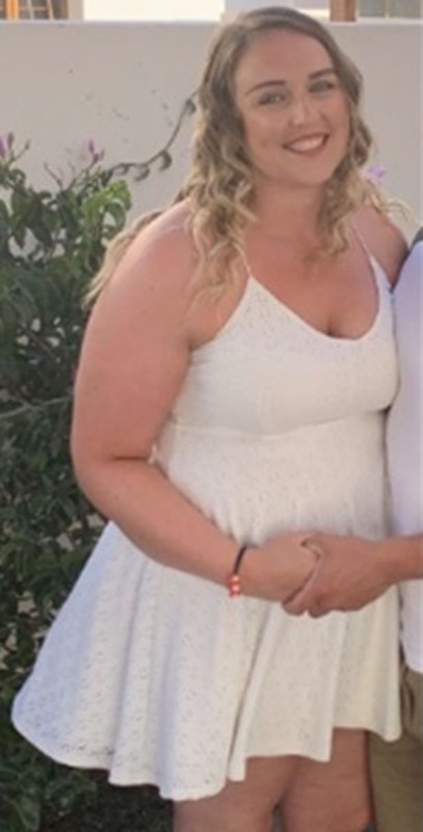 Emily Drummond tells her story of incredible weight loss