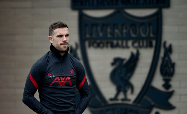 Jordan Henderson has two years remaining on his current Liverpool deal