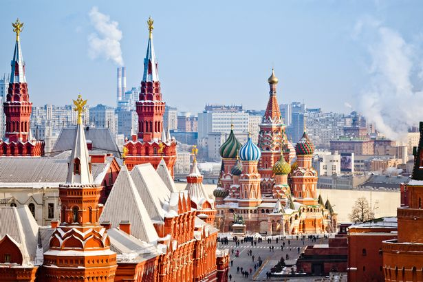 Russia still has restrictions on UK travellers, with special exceptions