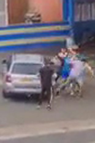 Police have launched an investigation into the incident on Tuesday
