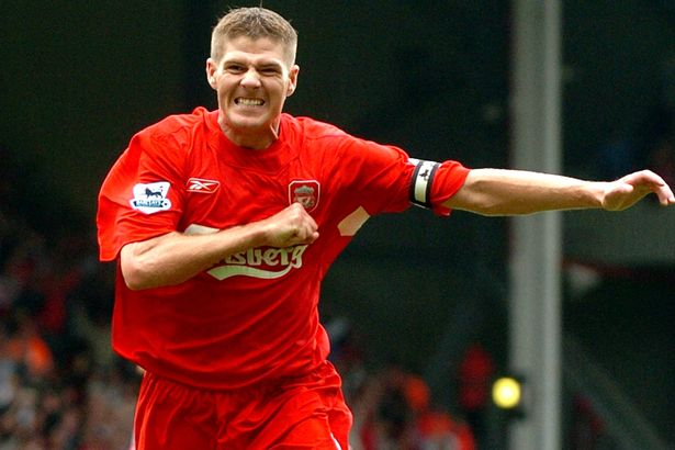 Gerrard was an Anfield icon