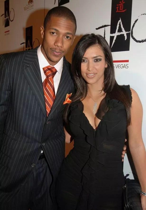 Nick Cannon & Kim Kardashian