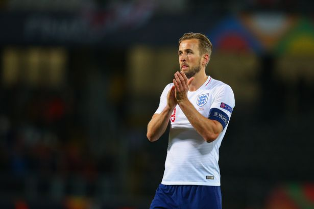 Harry Kane came off the bench for England at the 2019 Nations League finals
