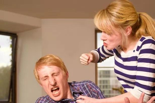 Resultado de imagen para women beating men