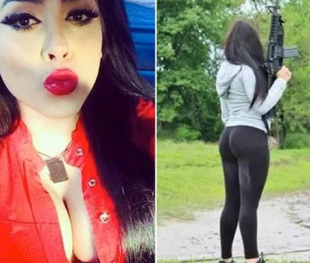 Meet The Kim Kardashian Of Mexican Organised Crime