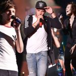 One Direction Performs In Concert For The Where We Are 2014 Tour At Rogers Centre On August 1 2014 In Toronto Canada Mirror Online