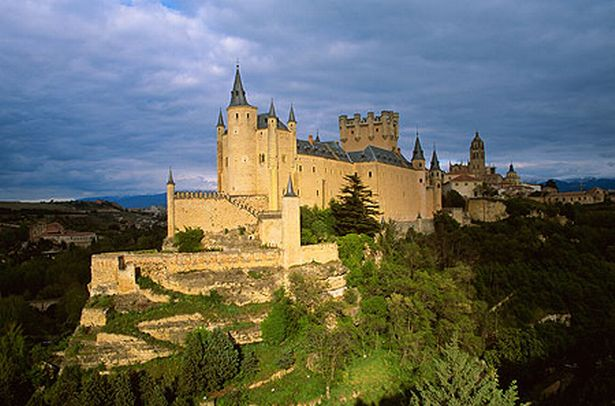 Segovia, Spain (Pic:Alamy)