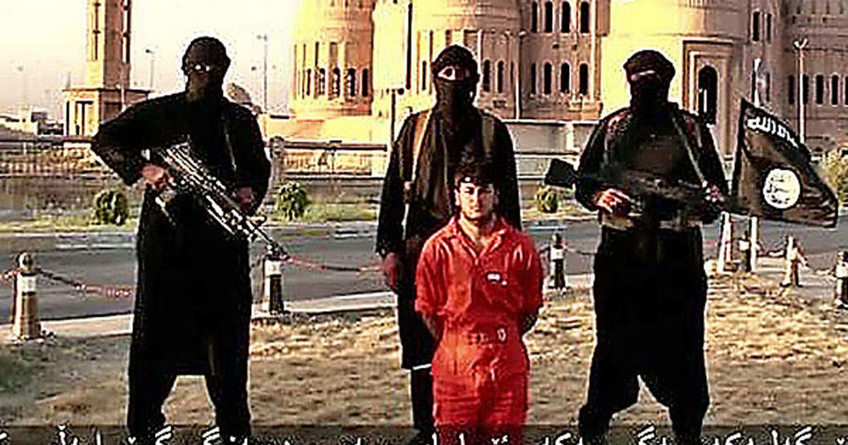 Isis May Have 24 Western Hostages Including Britons And