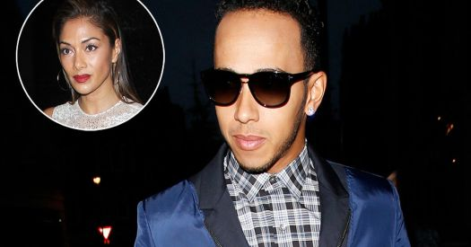 Lewis Hamilton FAILS to recognise girlfriend Nicole ...