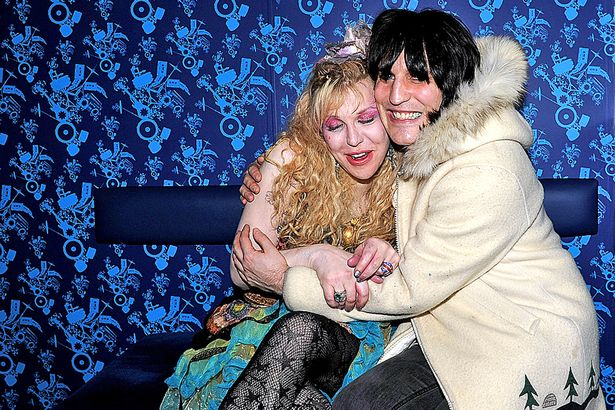 Noel Fielding I Called Alice Cooper At 5am For A Chat