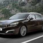 Peugeot 508 Sw Estate Review By Richard Hammond Peugeot Stylishly Carries It Off Richard Hammond Mirror Online