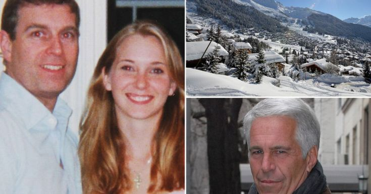 Prince Andrew 'preparing to fly home from Swiss ski holiday' over shock sex abuse claims