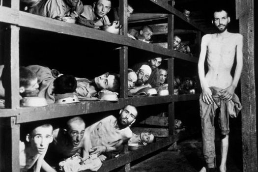 Jewish victims of the Nazi genocide during World War II
