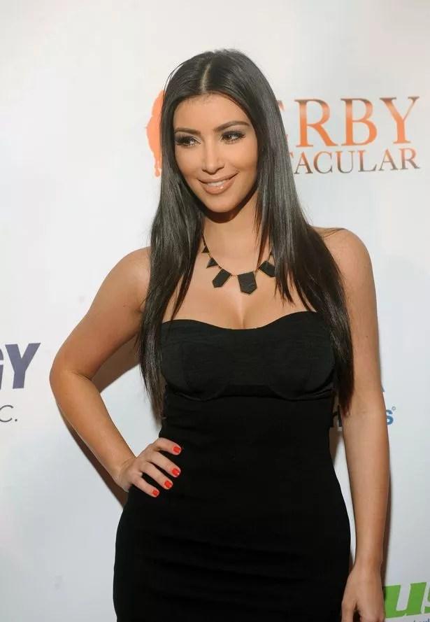 Kim pictured in 2009