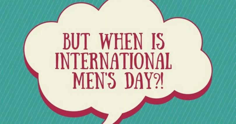 Image result for world's men's day