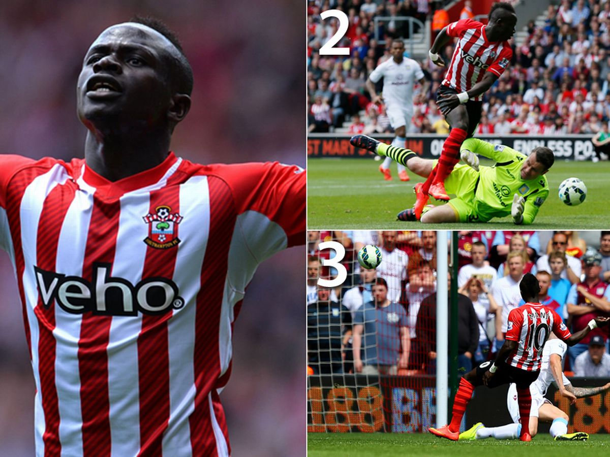 What Is The Quickest Hat Trick Ever Full List Here After Sadio Mane S Record Breaking Treble Mirror Online
