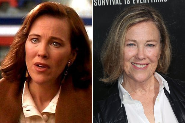 Hasil gambar untuk Catherine Anne O'hara home alone and now