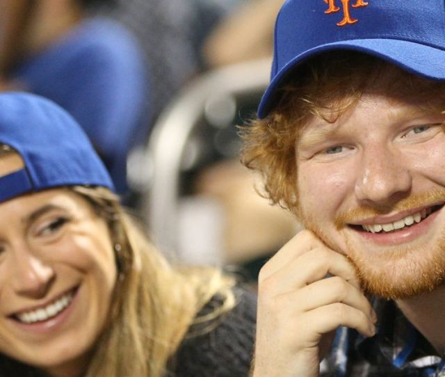 Is Ed Sheeran Married Fiancee Cherry Seaborn And Ed Are Yet To Get Hitched Mirror Online