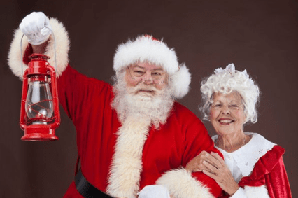 Image result for Father Christmas' wife