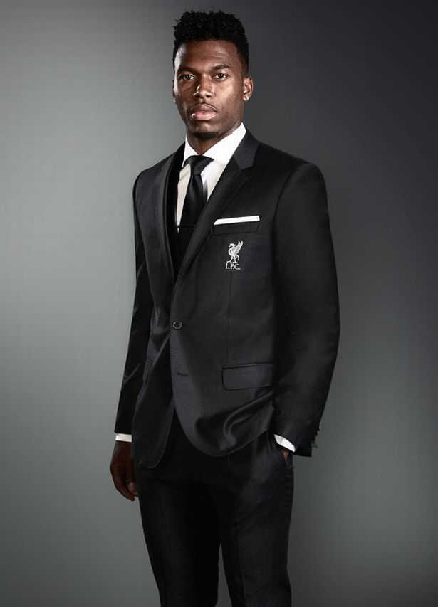 Liverpool Stars Showcase New Club Suits Designed By Hugo