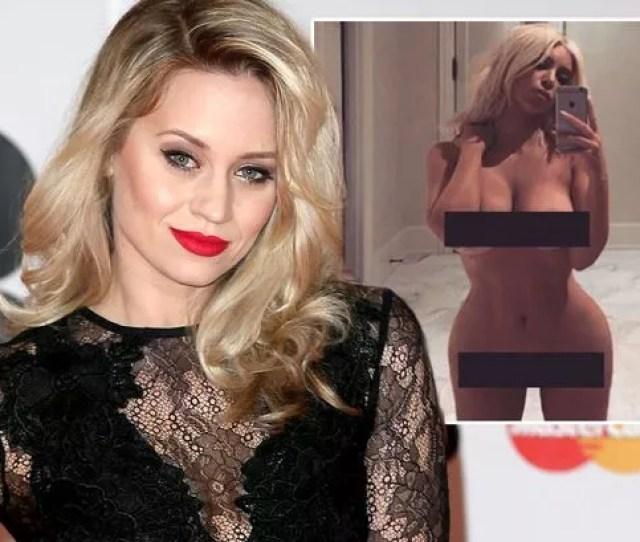 Kimberley Wyatt At The Brit Awards Nude Kim Kardashian