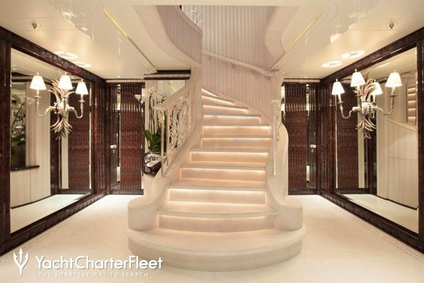 Inside Sir Philip Greens Opulent Yacht He Bought During