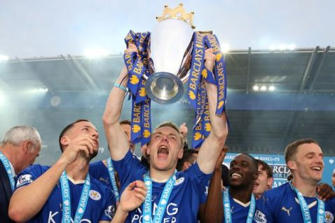Image result for jamie vardy trophy