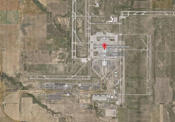 Secret Apocalypse Bunker Buried Beneath Denver Airport As