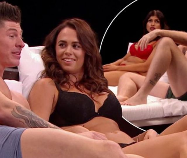 Nude Outrage As New Tv Show Undressed Makes Contestants Strip And Talk Sex
