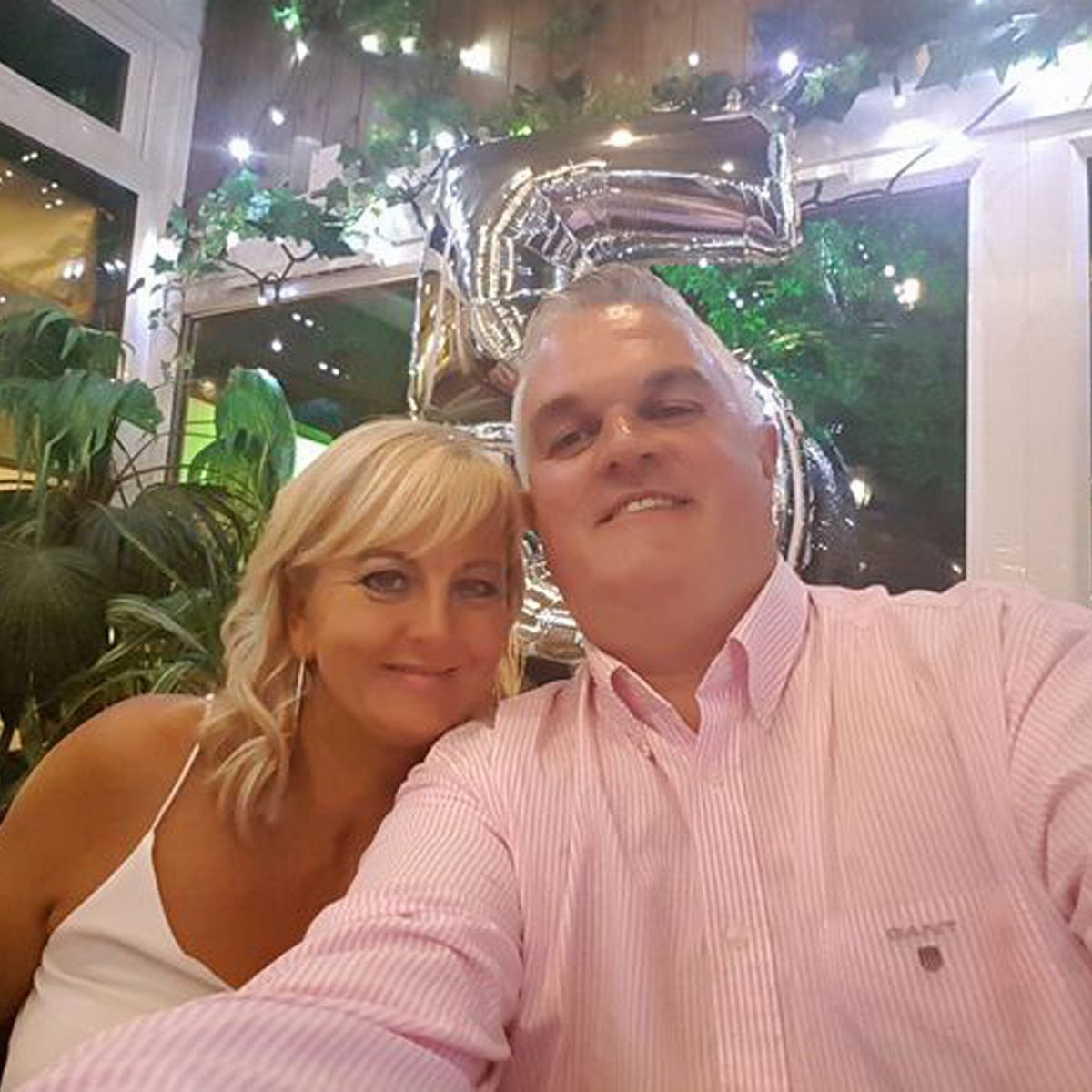 Romantic Husband Celebrates Wife S 50th Birthday In Style With One Present For Every Year She S Been Alive Mirror Online