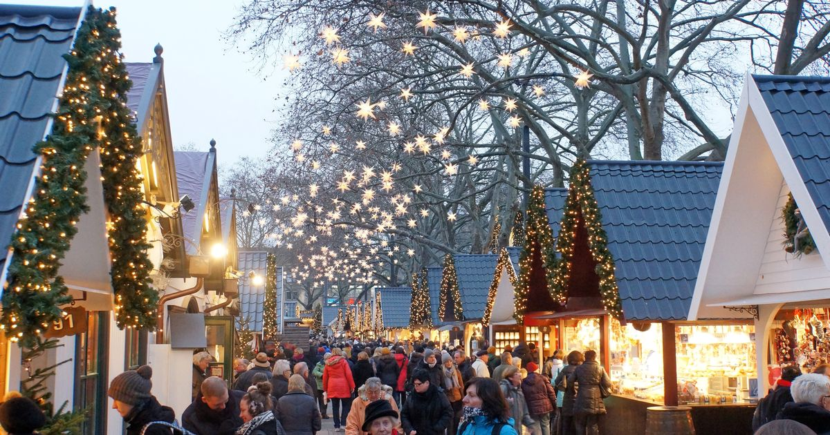 The Best European Christmas Markets To Visit In 2017 From