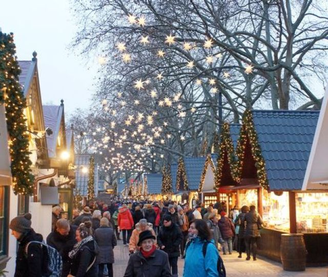 With So Many Cities Now Hosting Yule Themed Markets Where Can You Go For A Winning Break